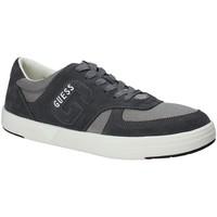 Chaussures Homme Baskets basses Guess FMDER1 LEA12 Gris
