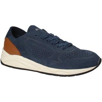 Chaussures Homme Baskets basses Guess FMNCO1 LEA12 Bleu