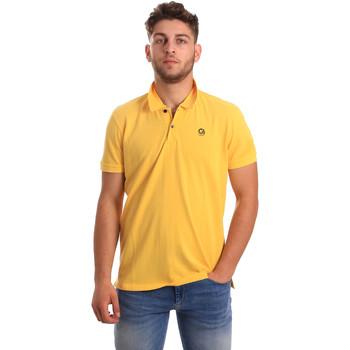 Vêtements Homme Polos manches courtes Gaudi 811BU64074 Jaune