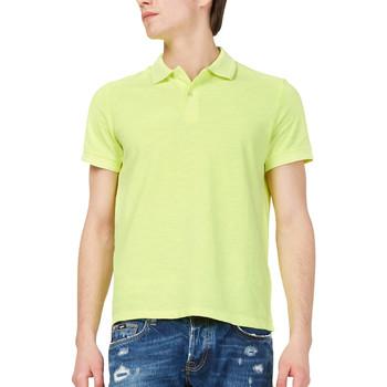 Vêtements Homme Polos manches courtes Gas 310174 Jaune