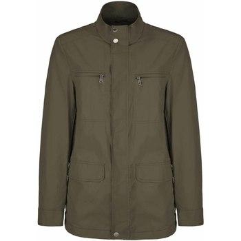 Vêtements Homme Parkas Geox M8221Z T2468 Vert