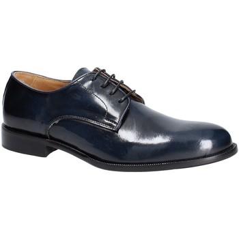 Chaussures Homme Derbies Exton 1374 Bleu