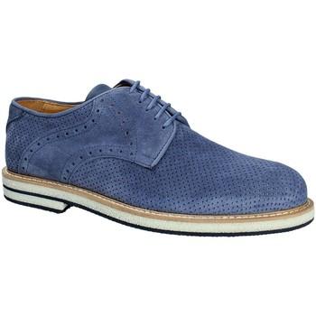 Chaussures Homme Derbies Exton 671 Bleu