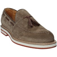 Chaussures Homme Mocassins Exton 675 Marron