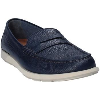 Chaussures Homme Mocassins Maritan G 460390 Bleu