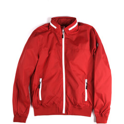 Vêtements Homme Blousons Key Up 270KJ 0001 Rouge