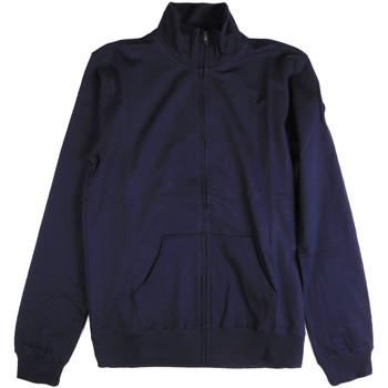Vêtements Homme Sweats Key Up 2F04E 0001 Bleu