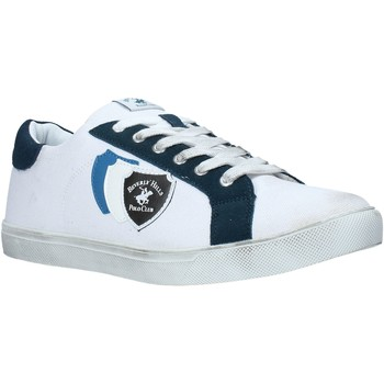 Chaussures Homme Baskets basses Beverly Hills Polo Club BH-3011 Blanc