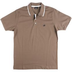 Vêtements Homme Polos manches courtes Key Up 2Q711 0001 Gris