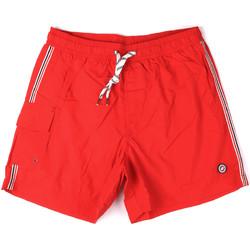 Vêtements Homme Maillots / Shorts de bain Key Up 2H16X 0001 Rouge
