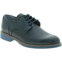 Chaussures Homme Derbies Keys 3225 Bleu