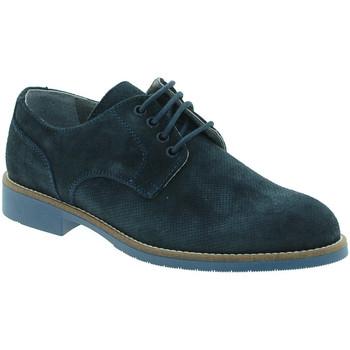 Chaussures Homme Derbies Keys 3227 Bleu