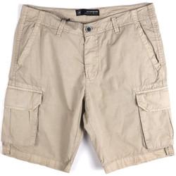 Vêtements Homme Shorts / Bermudas Key Up 2P16A 0001 Gris
