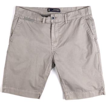 Vêtements Homme Shorts / Bermudas Key Up 265PA 0001 Gris