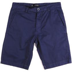 Vêtements Homme Shorts / Bermudas Key Up 2A01P 0001 Bleu