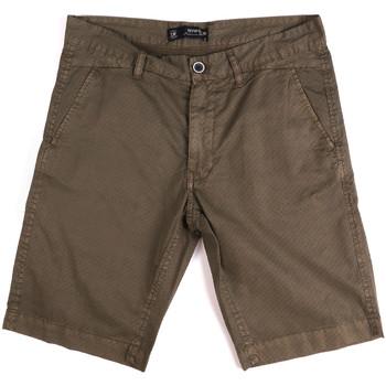 Vêtements Homme Shorts / Bermudas Key Up 2A01P 0001 Marron