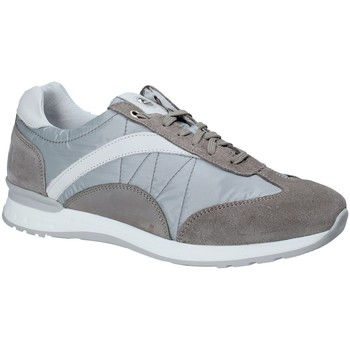 Chaussures Homme Baskets basses Exton 661 Gris