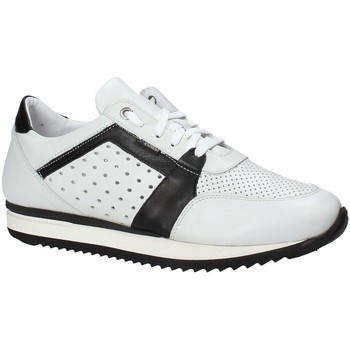 Chaussures Homme Baskets basses Exton 558 Blanc