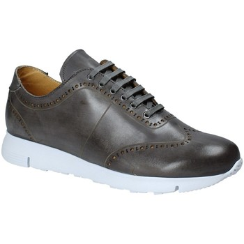 Chaussures Homme Baskets basses Exton 333 Gris