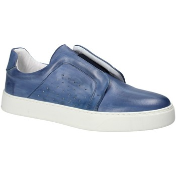 Chaussures Homme Slip ons Exton 511 Bleu