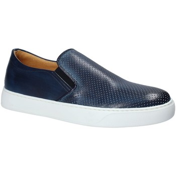 Chaussures Homme Slip ons Exton 515 Bleu