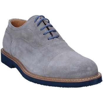 Chaussures Homme Derbies Exton 9196 Gris