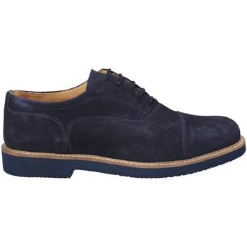 Chaussures Homme Richelieu Exton 9196 Bleu