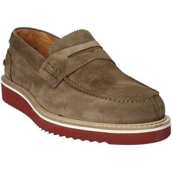 Chaussures Homme Mocassins Exton 5102 Marron