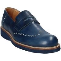 Chaussures Homme Mocassins Exton 885 Bleu