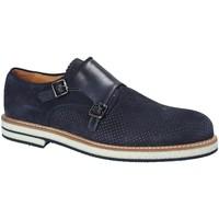 Chaussures Homme Derbies Exton 673 Bleu