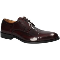 Chaussures Homme Derbies Exton 1375 Rouge