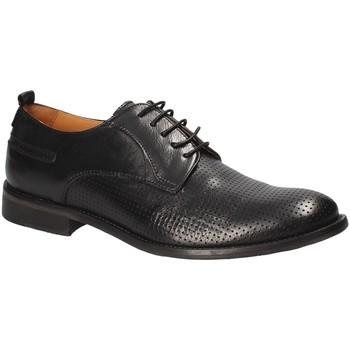 Chaussures Homme Derbies Exton 9430 Noir