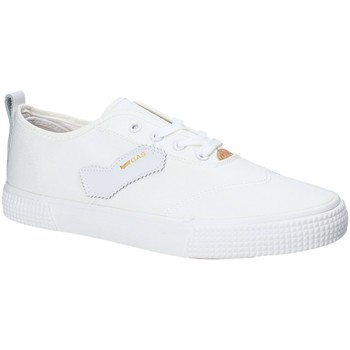 Chaussures Homme Baskets basses Gas GAM810111 Blanc