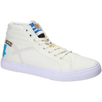 Chaussures Homme Baskets montantes Gas GAM810152 Blanc