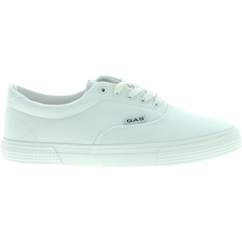 Chaussures Homme Baskets basses Gas GAM810161 Blanc