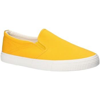 Chaussures Homme Slip ons Gas GAM810165 Jaune