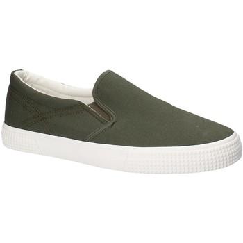 Chaussures Homme Slip ons Gas GAM810165 Vert