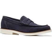 Chaussures Homme Mocassins Stonefly 110777 Bleu
