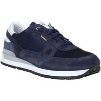 Chaussures Homme Baskets basses Exton 993 Bleu