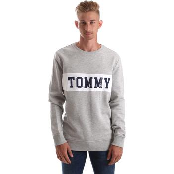 Vêtements Homme Sweats Tommy Hilfiger DM0DM05257 Gris