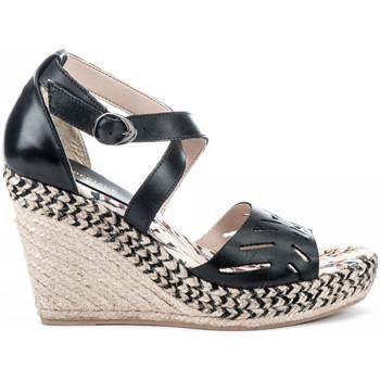 Chaussures Femme Sandales et Nu-pieds Lumberjack SW25506 003 P05 Noir