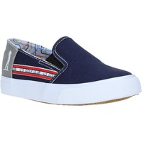 Chaussures Garçon Slip ons U.s. Golf S19-SUK403 Bleu