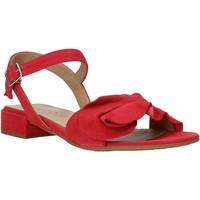 Chaussures Femme Sandales et Nu-pieds IgI&CO 5188433 Rouge