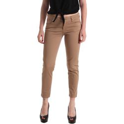 Vêtements Femme Pantalons 5 poches Gaudi 911BD25011 Marron
