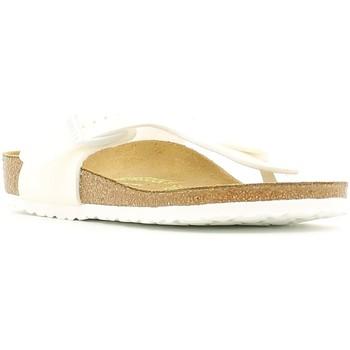 Chaussures Enfant Tongs Birkenstock 847223 Blanc