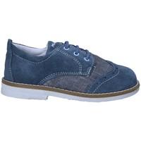 Chaussures Garçon Derbies Primigi 1353655 Bleu