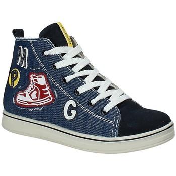 Chaussures Enfant Baskets montantes Primigi 1386100 Bleu