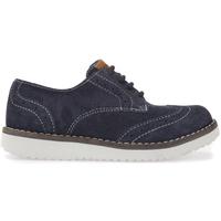 Chaussures Garçon Derbies Geox J826UA 00022 Bleu