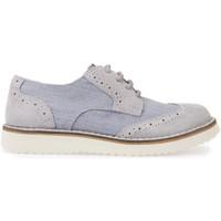 Chaussures Enfant Derbies Geox J826UA 01022 Gris