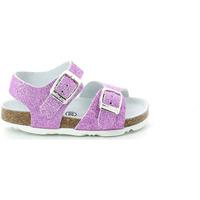 Chaussures Fille Sandales et Nu-pieds Grunland SB1201 Violet